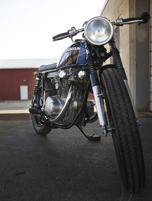 Honda CB350: Nhỏ nhưng chất - 7