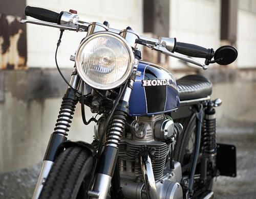 Honda CB350: Nhỏ nhưng chất - 8