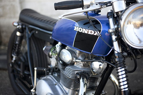 Honda CB350: Nhỏ nhưng chất - 9