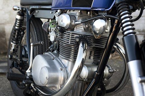 Honda CB350: Nhỏ nhưng chất - 11