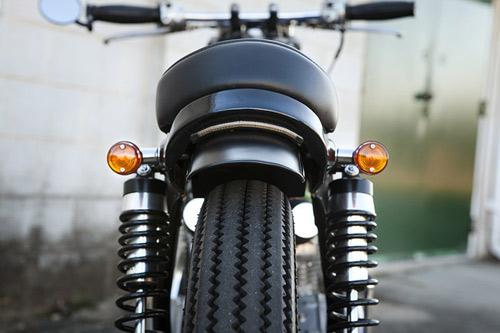 Honda CB350: Nhỏ nhưng chất - 13