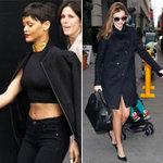 Thời trang - Để màu đen quyến rũ hơn trong giá lạnh