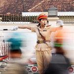 Tin tức trong ngày - Nữ CSGT Sài Gòn cũng xuống phố
