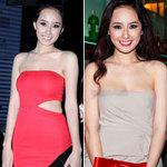 Thời trang - Hoa hậu Mai Phương Thúy gợi cảm tột đỉnh