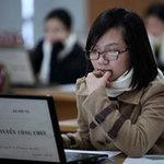 Tin tức trong ngày - Hơn 300 thí sinh thi trực tuyến vào Bộ Nội vụ