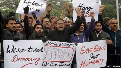 Đằng sau vụ nữ sinh bị hiếp dâm ở Ấn Độ - 1