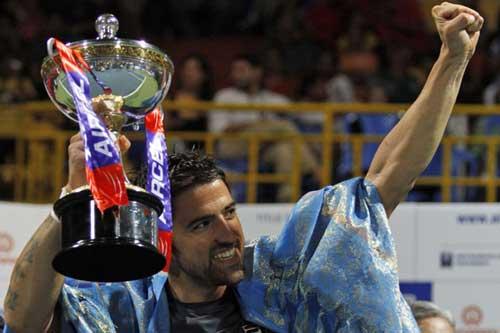 "HOT: Sharapova hẹn hò ""Federer đệ nhị""? - 1"
