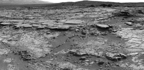 """""""Hoa nở"""", """"rắn bò"""" trên sao Hỏa - 2"""