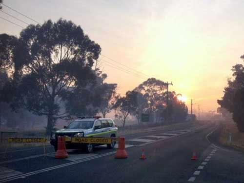 100 người mất tích vì cháy rừng ở Úc - 1