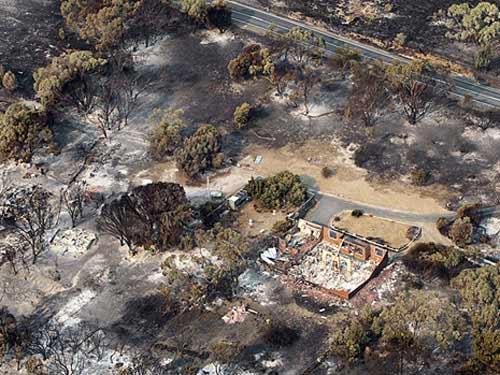 100 người mất tích vì cháy rừng ở Úc - 2