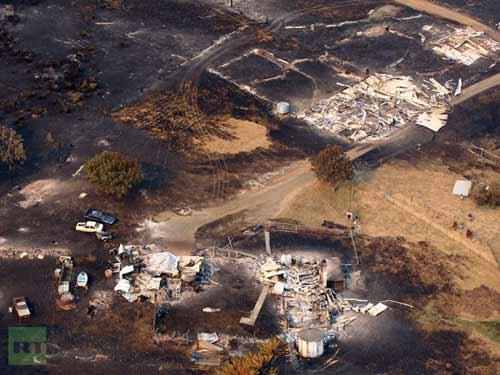 100 người mất tích vì cháy rừng ở Úc - 3