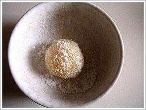 Bánh nếp dừa nhân đậu xanh làm không khó - 12