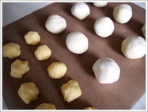 Bánh nếp dừa nhân đậu xanh làm không khó - 7