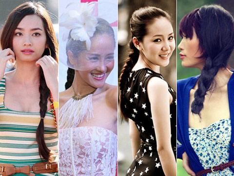 7 xu hướng làm đẹp tóc hot nhất 2012 - 1