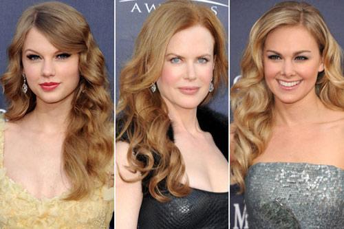 7 xu hướng làm đẹp tóc hot nhất 2012 - 2