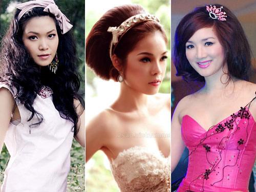7 xu hướng làm đẹp tóc hot nhất 2012 - 4