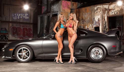 Mẫu Playboy mất cắp siêu xe 1.165 mã lực - 1
