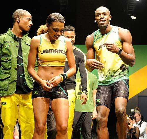 """Usain Bolt phá kỷ lục nhờ ảnh """"nude"""" - 5"""