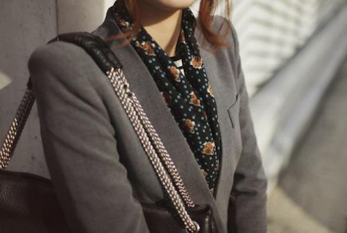 Cách đeo khăn sành điệu ngày đại hàn - 3