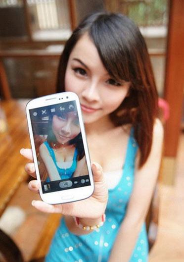 Điện thoai SS Galaxy S3 Đài Loan cháy hàng - 1