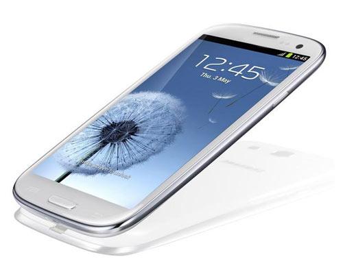 Điện thoai SS Galaxy S3 Đài Loan cháy hàng - 3