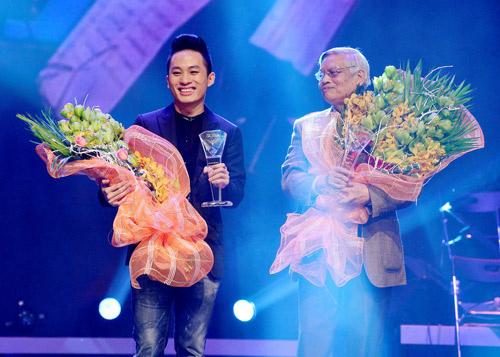 Lùm xùm các giải thưởng của showbiz Việt - 1