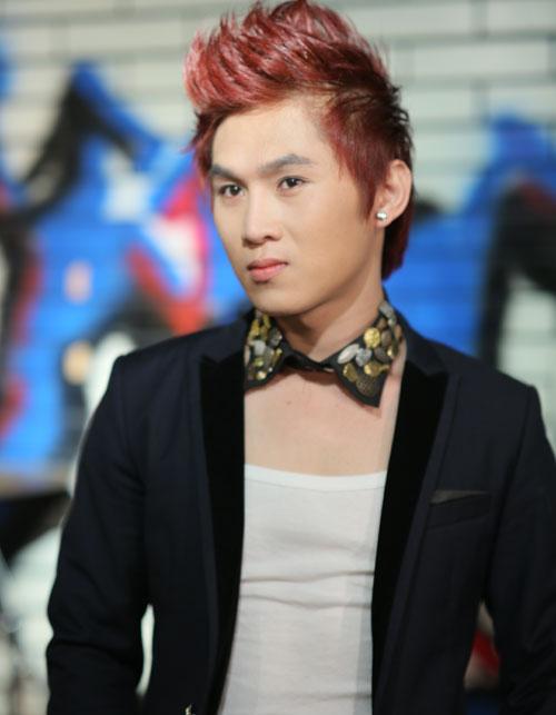 Du Thiên đạt giải ca sỹ xuất sắc nhất 2012 - 5