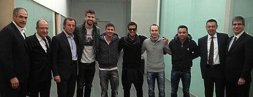 QBV FIFA 2012: Lại là Messi! - 7
