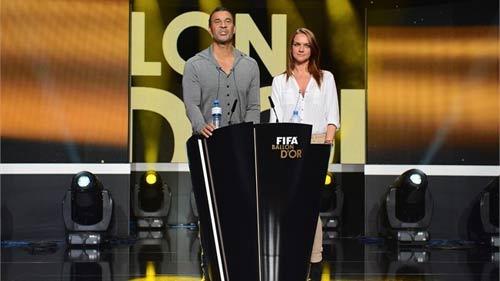 QBV FIFA 2012: Lại là Messi! - 9