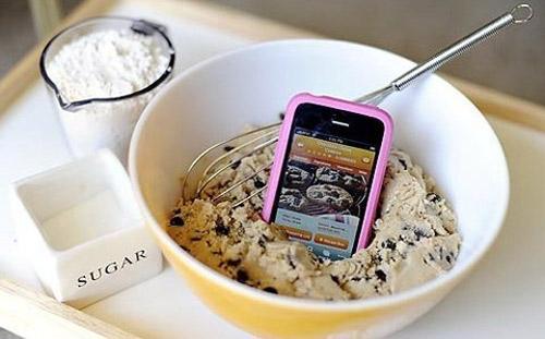 iPhone sắp biết ngửi và nếm thức ăn - 1