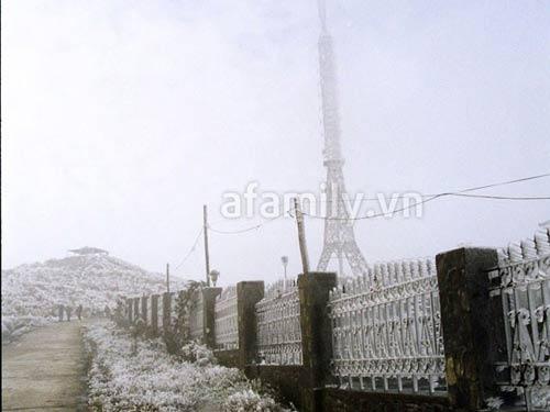 4 địa điểm có băng tuyết tuyệt đẹp ở Việt Nam - 6