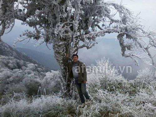 4 địa điểm có băng tuyết tuyệt đẹp ở Việt Nam - 12