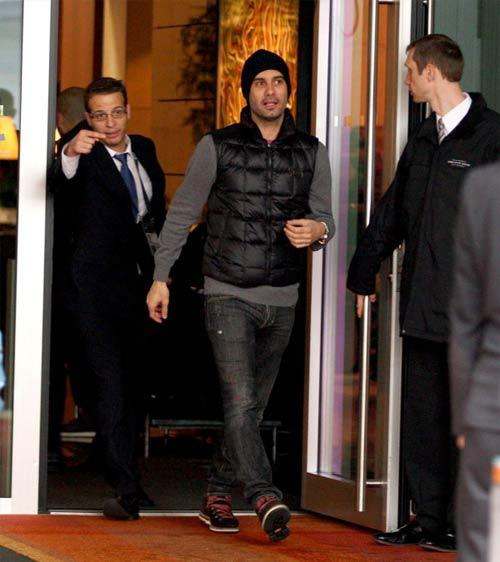 QBV FIFA 2012: Lại là Messi! - 6