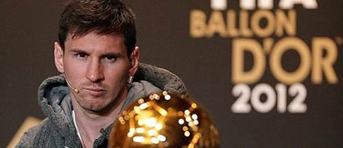 QBV FIFA 2012: Lại là Messi! - 3
