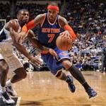 Thể thao - NBA: Tâm điểm Carmelo Anthony
