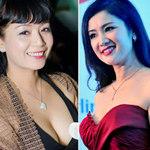 Thời trang - 7 bầu ngực U40 tuyệt đẹp của sao Việt
