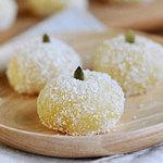Ẩm thực - Bánh nếp dừa nhân đậu xanh làm không khó