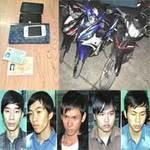 Tin Đà Nẵng - Truy bắt nhóm cướp giật trên đường phố