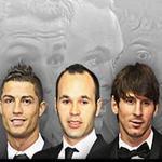 Bóng đá - QBV FIFA 2012: Lại là Messi!