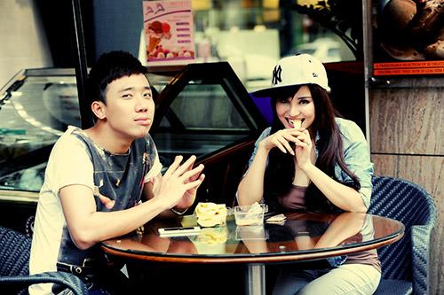 Trấn Thành, Vy Oanh làm MC Cặp đôi hoàn hảo - 10