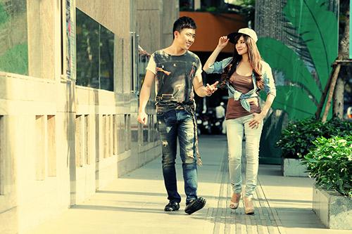 Trấn Thành, Vy Oanh làm MC Cặp đôi hoàn hảo - 2