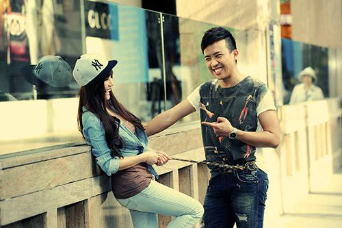 Trấn Thành, Vy Oanh làm MC Cặp đôi hoàn hảo - 3