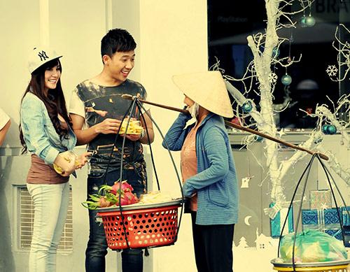 Trấn Thành, Vy Oanh làm MC Cặp đôi hoàn hảo - 5