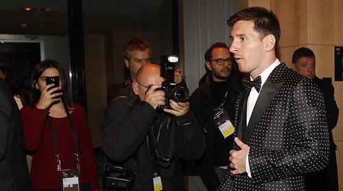 QBV FIFA 2012: Lại là Messi! - 1