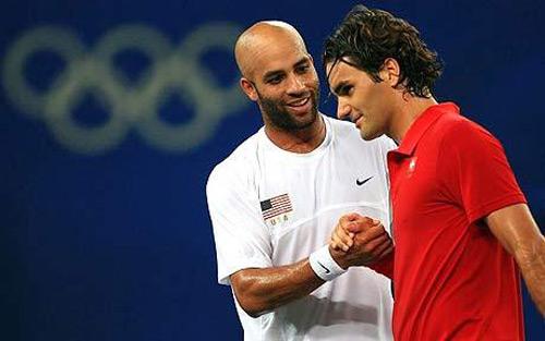 Cận cảnh Federer luyện tập ở Úc - 2
