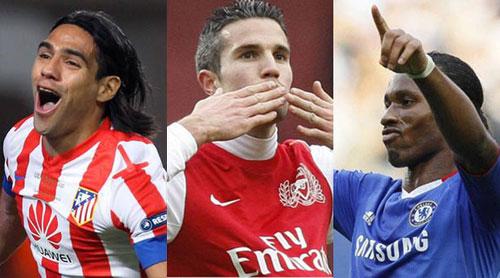Đội hình xuất sắc nhất năm: FIFA quên Premier League - 2
