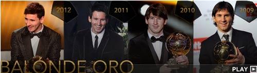 Báo chí thế giới tung hô Messi! - 1