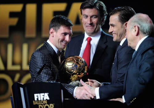 Báo chí thế giới tung hô Messi! - 3