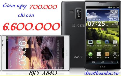 """""""Bùng nổ"""" Sky A760, A770 cấu hình mạnh giá siêu rẻ! - 3"""