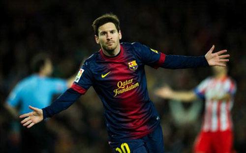QBV FIFA 2012: Huyền thoại Messi - 3